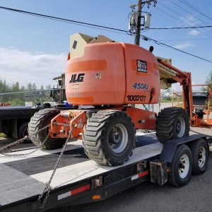 Basket Lift JLG 450AJ Rental